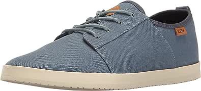 Reef Men's Leucadian Fashion Sneaker, Steel Blue, 6 M US