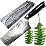"ARSj-Series Group 2 自动 黑色 黑色 Nakiri Knife 6"" AR-NK06-AS10"