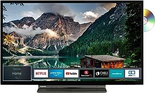 Toshiba 东芝电视(全高清,智能电视,三调谐器,Prime 视频,蓝牙,适用于 Alexa) 32 Zoll 822530