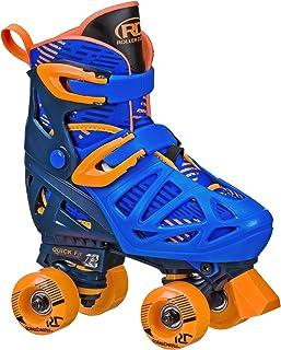 Roller Derby 男孩可调节四轮滑鞋