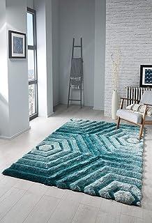 Rugs Direct 地毯 蓝色 120 x 170 cm 36671