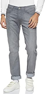 Lee 男士 Daren 直筒牛仔裤