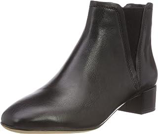 Clarks 女 Orabella Ruby短靴261349594045 黑色 37.5