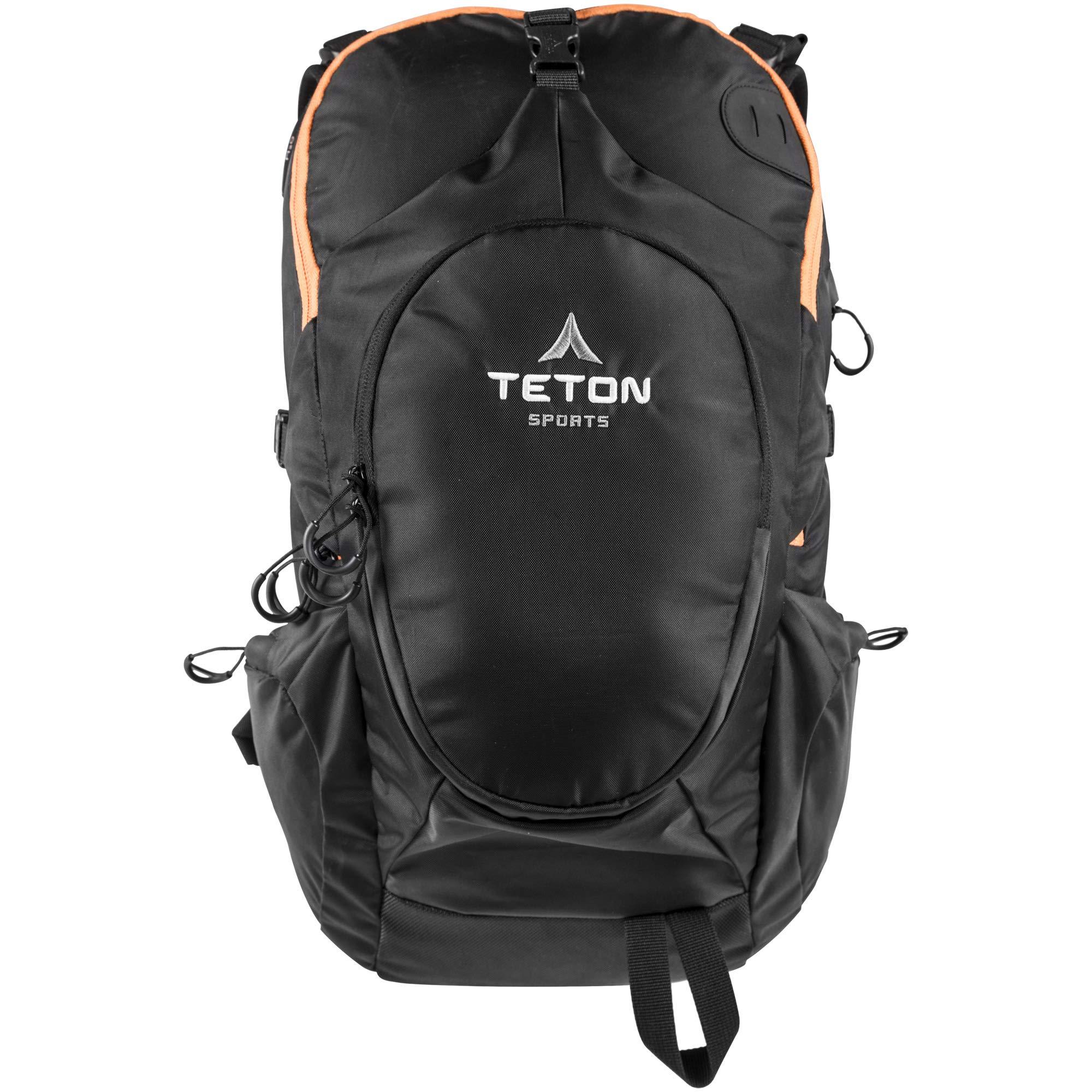 ティトンスポーツ・ロック1800のバックパック。光日間のバックパック、キャンプ、狩猟、旅行やアウトドアスポーツのためのハイキングバックパック、縫製レインカバー、これらの計画にトリップ外を準備