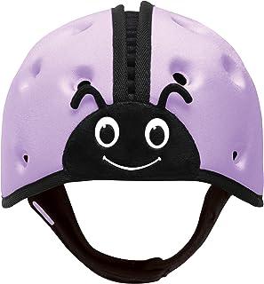 SafeheadBABY 婴儿学习步行软头盔 紫色 7-24 months