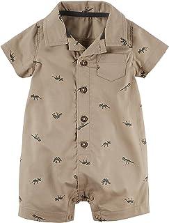 Carter's 男婴 Dino Schiffli 连身衣