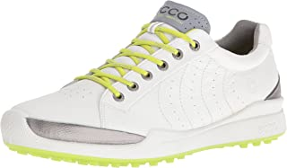 ECCO 爱步 男式 Biom Hybrid Hydromax高尔夫球鞋