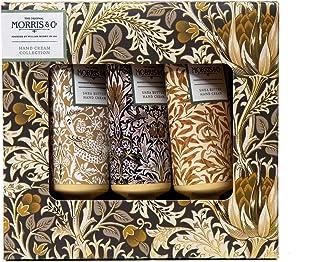 Morris & Co. Iris & Cardamom 护手霜套装,3 x 30ml