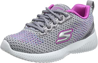 Skechers 斯凯奇 Bobs Squad 女童运动鞋