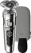 Philips 飞利浦SP9820/18电动干湿两用剃须刀系列9000Prestige Nano-Tech纳米技术精准剃须刀片,精密修剪器