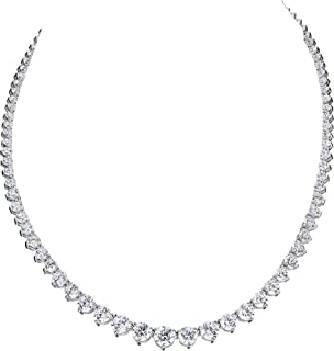 Myia Passiello R2555803_120 精品银方晶锆石 5.46 克拉戒指