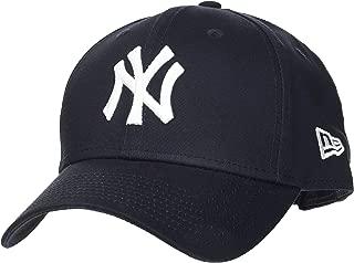 New Era 男子MLB 基础款纽约洋基队9Forty可调式棒球帽