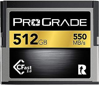 ProGrade 数字嵌入 CFast 2.0 存储卡 512GB
