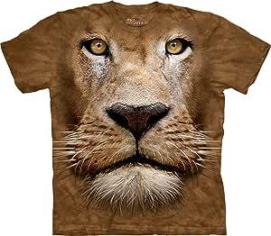 THE MOUNTAIN 儿童狮子脸 T 恤