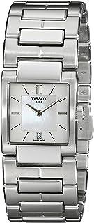 Tissot Women's TIST0903101111100 T2 Analog Display Swiss Quartz Silver Watch