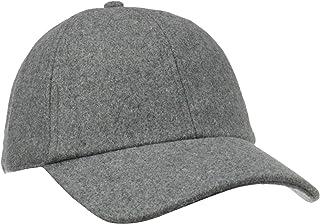 San Diego Hat Company 女士羊毛棒球帽,背部可调节