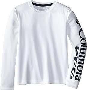 Columbia Sportswear 男童 Terminal Tackle 长袖 T 恤