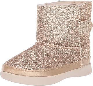 UGG Australia 中性儿童 Keelan 闪光半长靴