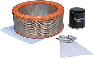 Generac 5664 空气冷冻家庭备用发电机维修套件,13kW 至 17kW,990cc 套件(适用于 2013 年之前的 HSB 型号) S 5664