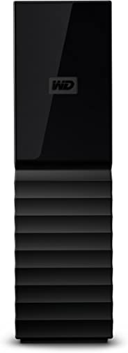 Western Digital 14TB My Book Desktop External Hard Drive, USB 3.0 - WDBBGB0140HBK-NESN