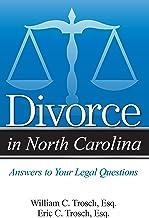 Divorce in North Carolina (English Edition)