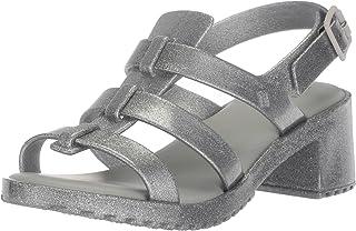 Mini Melissa Mel Flox 儿童高跟凉鞋