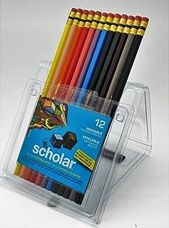 PRISMACOLOR Scholar 12 支可擦除彩色铅笔 1774261
