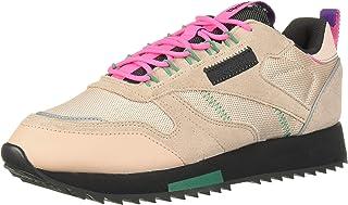 Reebok 锐步 女式经典皮革Ripple Trail 运动鞋