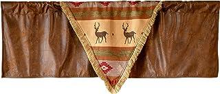 Carstens, Inc. 枫木湖帷幔,棕色
