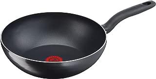 Tefal Precision Plus炒鍋 28cm-黑色, 鋁制, 28 cm