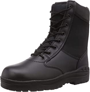 [ROSCCO] 靴子 军靴 战术靴 Forced Entry Black 8英寸(5064)