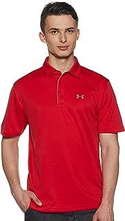 Under Armour 安德瑪 Tech Polo 男式POLO衫 涼爽透氣男士POLO T恤衫 舒適短袖衫