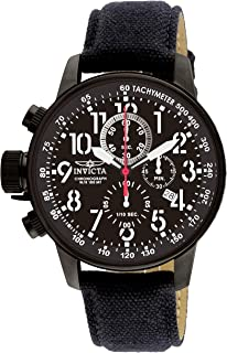 Invicta Men's I-Force 1517 Cloth Chronograph Watch