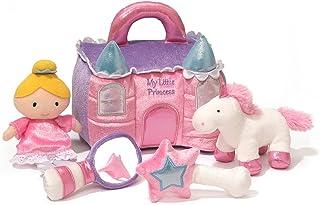 GUND Baby 4056520 公主城堡玩具套装 1 month to 18 years 公主城堡