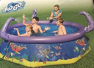 H2O GO OCTO-Spray 游泳池