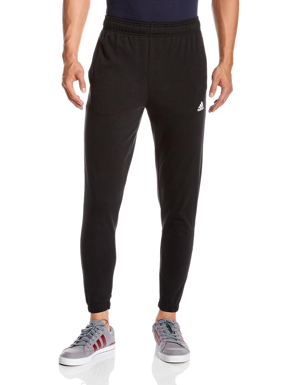 adidas 阿迪达斯 男式 运动型格 针织长裤