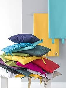 今天257452软垫坐40x 40cm 棉质