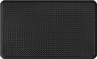 Seville Classics Airlift 商用级重型抗*防滑地垫,91.44 厘米宽 x 60.96 厘米深 x 2.03 厘米高,黑色