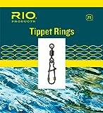 RIO Trout 轻型披肩环领袖飞行钓鱼线 10 条装