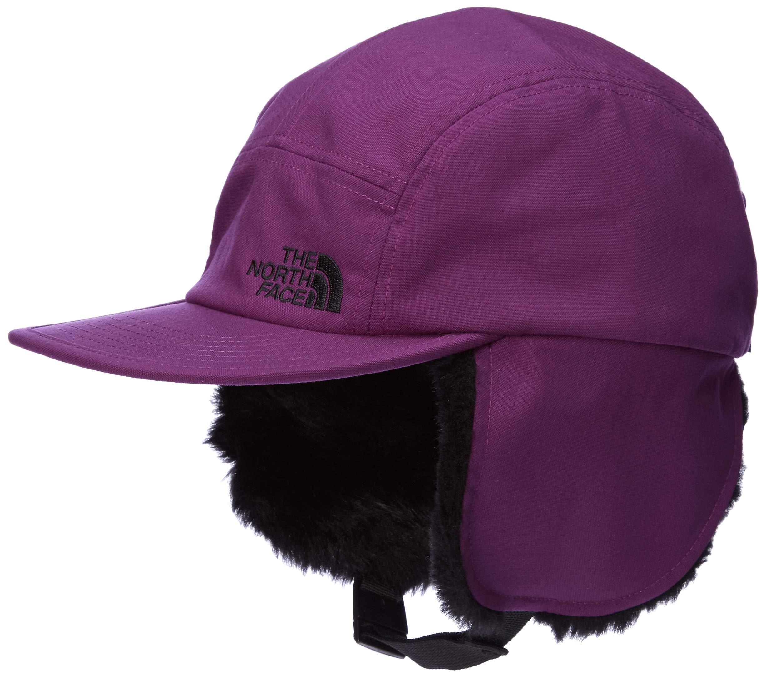 The North Face 北面 棒球帽 男女通用 浅口鞋 紫色 日本 L (日本サイズL相当)