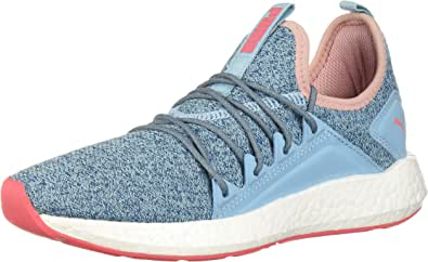 PUMA Unisex-Kids' Nrgy Neko Knit Sneaker