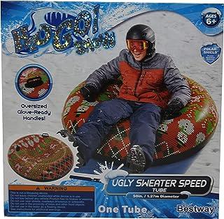 H2OGO! 雪地管丑毛衣速度(红色)