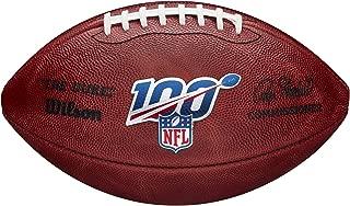 Wilson NFL 100 The Duke 橄榄球
