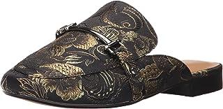 Franco Sarto 女士 Dalton 2 穆勒鞋 平底鞋 黑色/ 8.5 M US