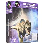 ADS 终极恐龙科学套件 - 挖掘恐龙化石并组装! - 包括 6 件挖掘套装 Ramdon