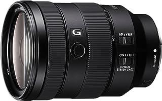 SONY 索尼 SEL24105G FE 24-105毫米 F4 G OSS E-Mount 镜头 - 黑色