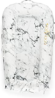DockATot 嬰兒床 DAT [対象] 0ヶ月 ~ Carrara Marble Deluxe+(0-8ヶ月)
