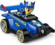 Paw Patrol 狗狗巡逻队 6054502,准备,赛车,救援,竞赛和Go 豪华汽车,带声音,适用于3岁以上儿童,多色