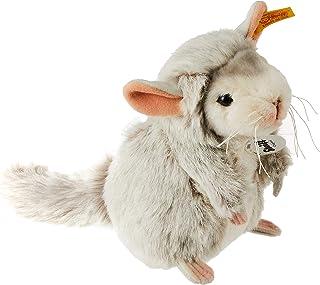 Steiff 70143 毛丝鼠,灰色/白色