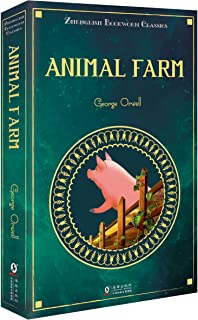 【英文原版】动物庄园: Animal Farm-振宇英语 (English Edition)